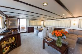 India Benetti Classic 35M Interior 3