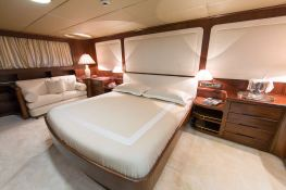 India Benetti Classic 35M Interior 6