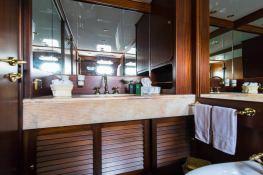 India  Benetti Classic 35M Interior 9