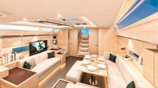 Bavaria 57 Bavaria Yachts Interior 2