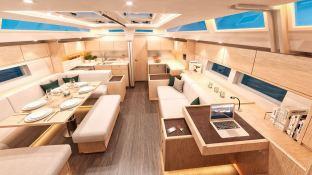 Bavaria 57 Bavaria Yachts Interior 1