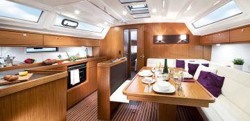 Bavaria 46 Cruiser Bavaria Yachts Interior 1
