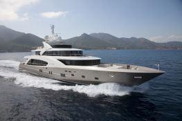 La Pellegrina  Couach Yacht 50M Exterior 1