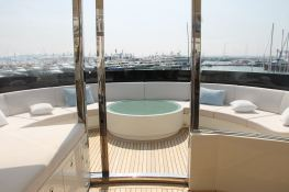 La Pellegrina  Couach Yacht 50M Interior 1