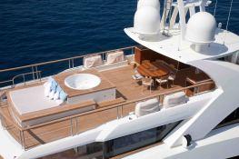 La Pellegrina  Couach Yacht 50M Exterior 5