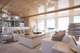La Pellegrina  Couach Yacht 50M Interior 11