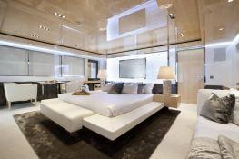 La Pellegrina  Couach Yacht 50M Interior 12