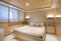 La Pellegrina  Couach Yacht 50M Interior 13