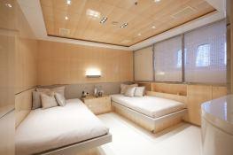 La Pellegrina  Couach Yacht 50M Interior 14