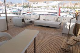 La Pellegrina  Couach Yacht 50M Interior 15
