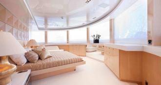 La Pellegrina  Couach Yacht 50M Interior 9