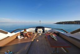 Quantum Peri Yachts 28M Exterior 4