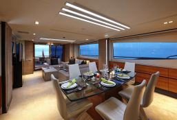 Quantum   Peri Yachts 28M Interior 0