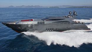 KOJI  Leopard Yachts Leopard 34M Exterior 2