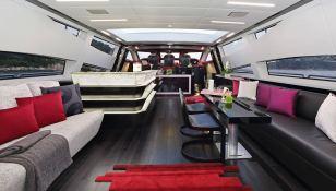 KOJI Leopard Yachts Leopard 34M Interior 3