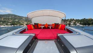 KOJI  Leopard Yachts Leopard 34M Exterior 3