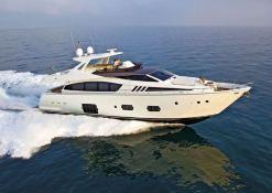 JPS  Ferretti Yacht 800 Exterior 2