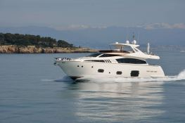 JPS  Ferretti Yacht 800 Exterior 3