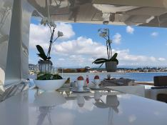 JPS  Ferretti Yacht 800 Interior 6