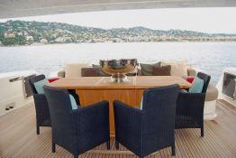 JPS  Ferretti Yacht 800 Interior 7