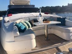 JPS  Ferretti Yacht 800 Interior 5