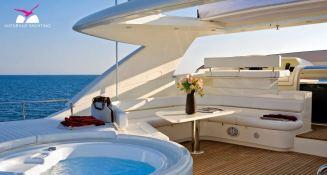 Maxi Beer  Ferretti Yacht 881 Exterior 3