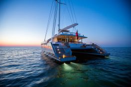 Windquest  JFA Catamaran 86 Exterior 2