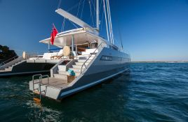 Windquest  JFA Catamaran 86 Exterior 3