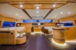 Windquest  JFA Catamaran 86 Interior 4