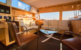 Windquest  JFA Catamaran 86 Interior 5