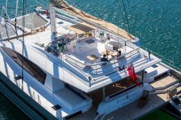 Windquest  JFA Catamaran 86 Exterior 2
