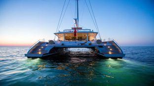 Windquest  JFA Catamaran 86 Exterior 4