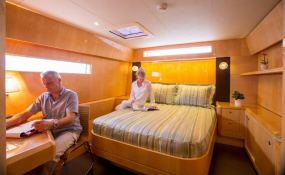 Windquest  JFA Catamaran 86 Interior 8