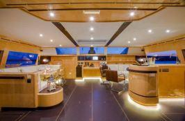 Windquest  JFA Catamaran 86 Interior 12