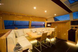 Windquest  JFA Catamaran 86 Interior 13