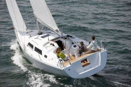 Hanse 355 Hanse Yachts Exterior 2