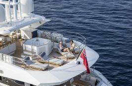 N°9  Sunseeker Sport Yacht 115 Exterior 7