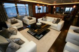 N°9  Sunseeker Sport Yacht 115 Interior 1