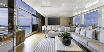 Freddy  San Lorenzo Yacht 106 Interior 2