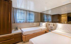 Freddy  San Lorenzo Yacht 106 Interior 4