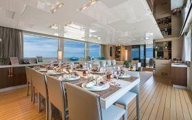 Freddy  San Lorenzo Yacht 106 Interior 3