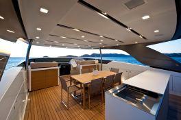 Freddy  San Lorenzo Yacht 106 Interior 1
