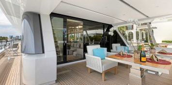 Freddy  San Lorenzo Yacht 106 Interior 6
