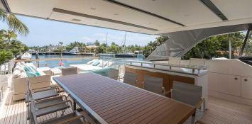 Freddy  San Lorenzo Yacht 106 Interior 9