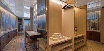 Freddy  San Lorenzo Yacht 106 Interior 10