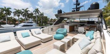 Freddy  San Lorenzo Yacht 106 Interior 11