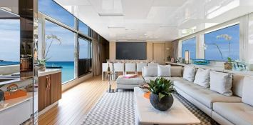 Freddy  San Lorenzo Yacht 106 Interior 12