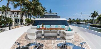 Freddy  San Lorenzo Yacht 106 Interior 13