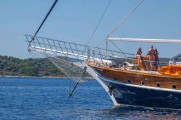 Stella Maris  Turkish Gulet - SMC 38M Exterior 4