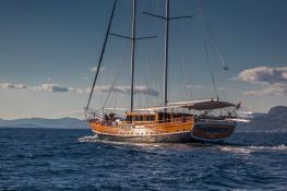 Stella Maris  Turkish Gulet - SMC 38M Exterior 2